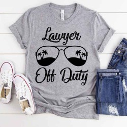 LAWYER OFF DUTY