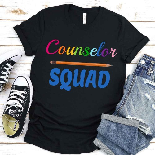 COUNSELOR SQUAD / PENCIL