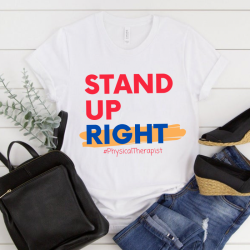 STAND UP RIGHT PHYSICAL THERAPIST