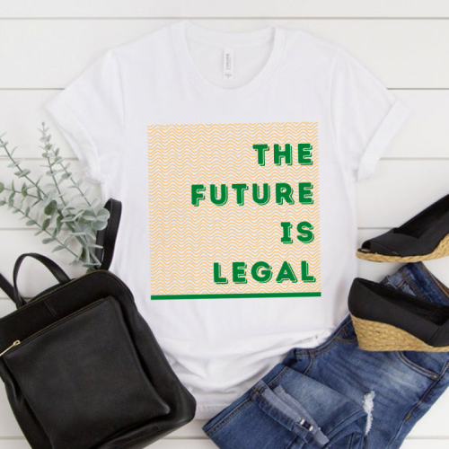 THE FUTURE IS LEGAL